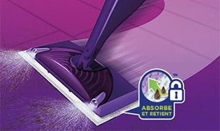 Test Envie de Plus : 100 balais Spray WetJet de Swiffer gratuits
