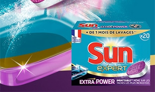 Test tablettes Sun Expert Extra Power : 1000 packs gratuits