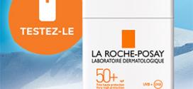 Test La Roche-Posay : 1000 protections solaires gratuites