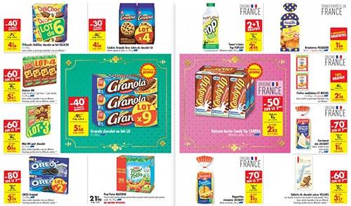 Les autres promos Hyper Chanceux de Carrefour