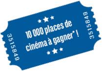 remportez l'une des places de ciné Printemps du Cinéma