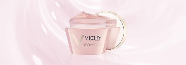 Recevez une dose d'essai de la crème Neovadiol de Vichy
