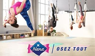 Échantillons gratuits de serviettes Nana Ultra Normal