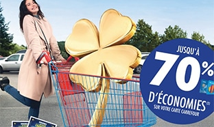 Promos du catalogue Carrefour Les Hyper Chanceux