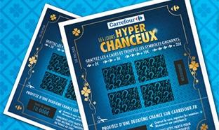 Jeu Les Hyper Chanceux Carrefour : 6 millions d'euros à gagner