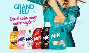Jeu Mir et votre style : 500 abonnements Marie Claire et 2000€
