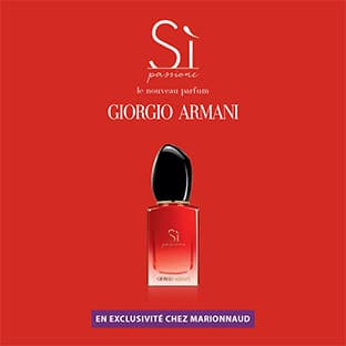 Miniatures Giorgio Armani Si Passione gratuites @Marionnaud