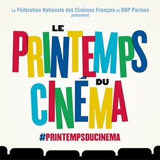 Printemps du Cinéma 2018 : Date, tarif et contremarques