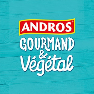Test Andros : 2400 lots de desserts 100% végétaux gratuits