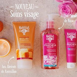 Test Le Petit Marseillais : soins visage gratuits