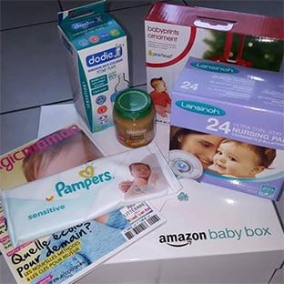 Baby Box Amazon gratuite : Recevez des produits bébé !