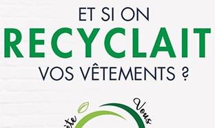 Camaïeu recycle vos vêtements et vous offre 20% de réduction