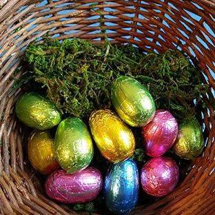 Chasses aux œufs gratuites de Pâques des marques et magasins