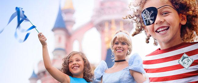 9 séjours et 80 entrées pour les parcs de Disney