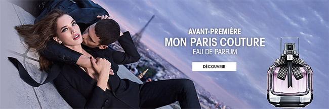 dose d'essai de Mon Paris Couture de YSL