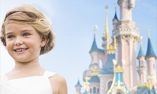 Jeu Interflora : 6 séjours et 80 billets Disneyland Paris à gagner