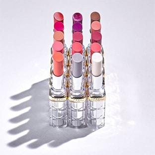 Jeu Elle : 200 rouges à lèvres Color Riche Shine de L'Oréal