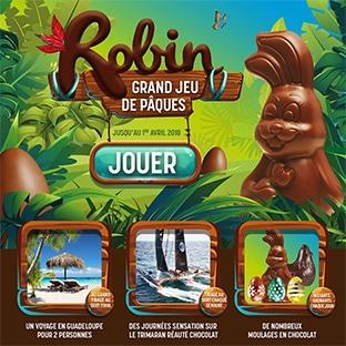 Jeu Réauté : 1000 chocolats de Pâques à gagner !