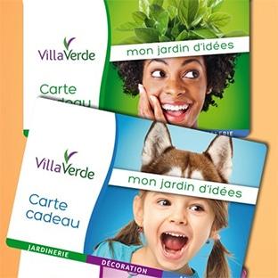 Les jours Anniversaire Villaverde : 7000€ en cartes cadeaux