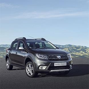 Jeu concours pour gagner une voiture Dacia Sandero