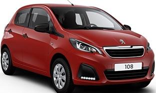 Jeu Blancheporte : 2 voitures Peugeot 108 à gagner