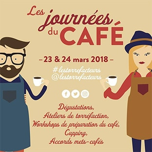 Les journées du café 2018 : Dégustations gratuites