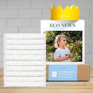 Échantillons : Kits de 10 couches Naty offerts (hors livraison)