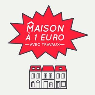 Maison à 1€ avec travaux : 17 logements presque gratuits
