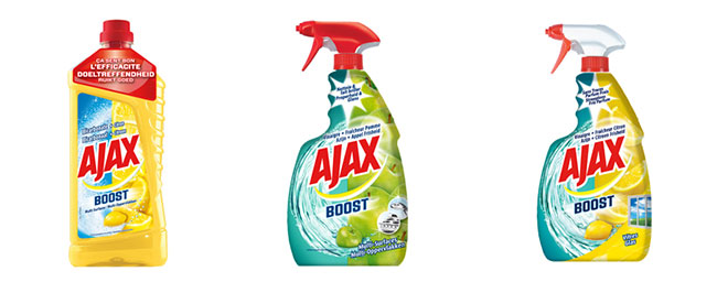 tester gratuitement un nettoyant Ajax Boost