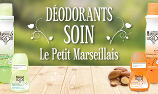 Test Le Petit Marseillais : 2 déodorants soin gratuits par testeur