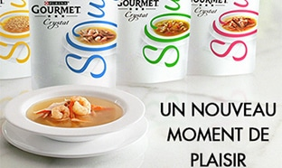 Test Gourmet : 2500 packs de 48 sachets Crystal Soup gratuits