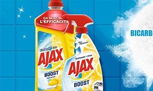 Test Ajax Boost : 500 produits ménagers gratuits