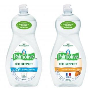 Test Palmolive : 1000 liquides vaisselles Eco-Respect gratuits