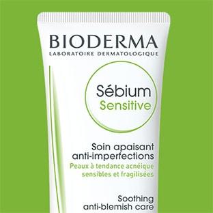 Test Bioderma : 400 soins Sébium Sensitive gratuits