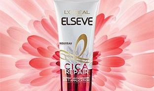 Test L'Oréal : 100 soins capillaires Cica Repair gratuits