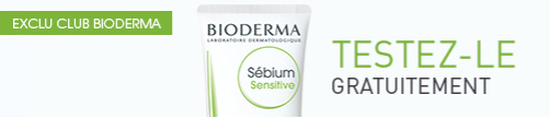 testez le soin Sébium Sensitive de Bioderma et donnez votre avis