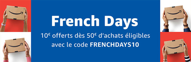 Réduction French Days Amazon