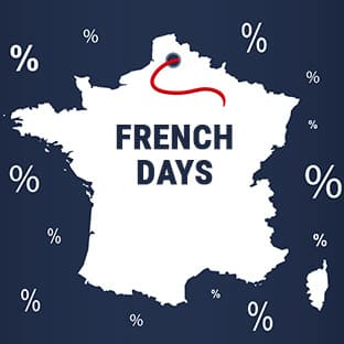 Dates French Days 2019 : magasins participants et bons plans