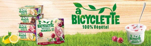 testez les desserts A Bicyclette 100% végétal