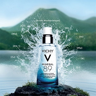 échantillons gratuits Vichy Minéral 89