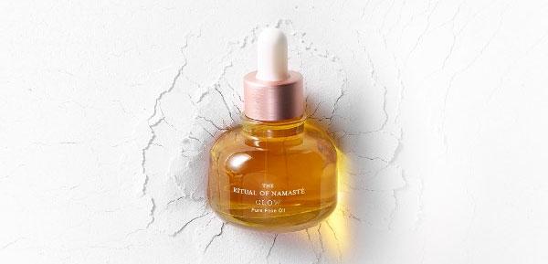 testez gratuitement l'huile Pur Éclat Glow Rituals