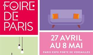 Invitations gratuites Foire de Paris 2019 : Billets offerts