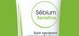 Jeu Bioderma : 100 soins Sébium Sensitive à gagner