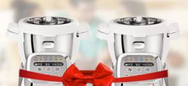 Jeu Moulinex : 12 robots Companion et Cookeo à gagner