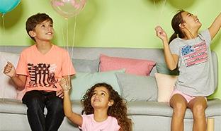 Promo La Halle vêtements enfants : 1 haut + 1 bas = 7€