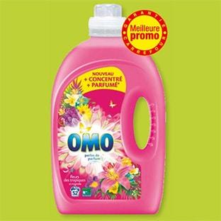 Optimisation Lessive OMO sur Carrefour Drive