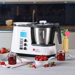 Promo Lidl Robot Silvercrest Monsieur Cuisine Plus A 179
