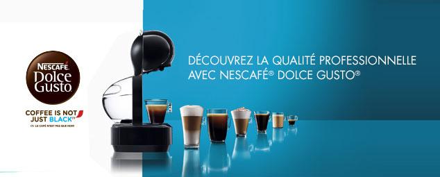 test nescaf 300 machines caf lumio dolce gusto gratuites. Black Bedroom Furniture Sets. Home Design Ideas