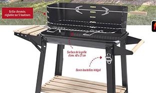 Promo Lidl : Barbecue à charbon