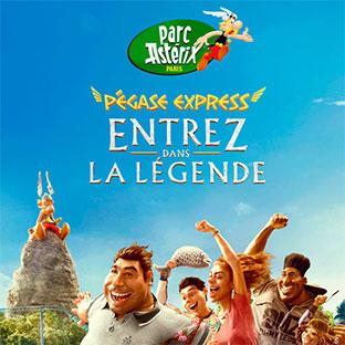 Promo Parc Astérix de Carrefour